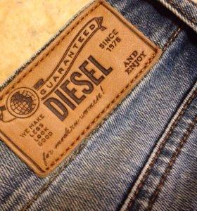 Новые джинсы Diesel, оригинал