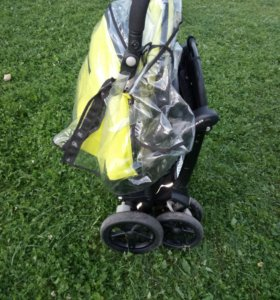 Коляска JANE Nomad pro 2 в 1 люлька+прогулка