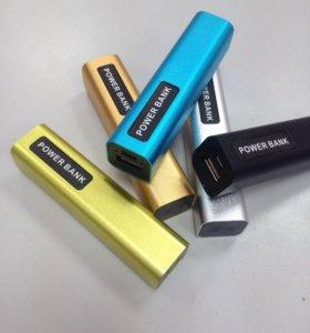 Pw-107 внешний источник питания USB металлический