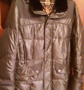 Куртка мужская зимняя (пух)