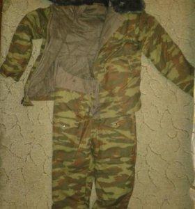 Танковый костюм зимний