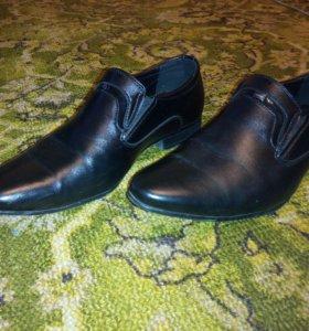 Туфли мужские (для школьника)