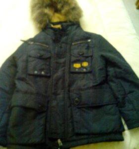 Куртка Тилсон для мальчика 8-9 лет 134рост