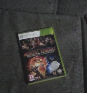 Игра для xBox360 Mortal Kombat