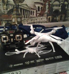 Квадрокоптер zyma x5