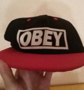 Кепка : OBEY