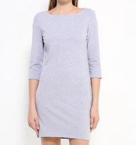 Новое платье с биркой  трикотаж
