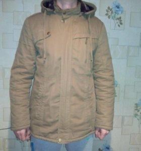 Зимняя куртка на мужчину