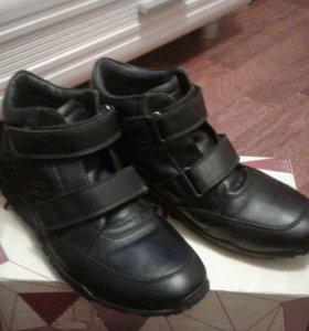 Ботинки подростковые осенние