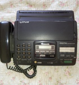 Телефон-факс panasonic KX-F680BX