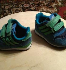 Кроссовки Adidas 15см