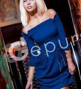 Платье Gepur оригинального фасона