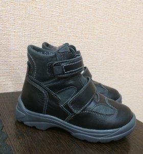 Зимние ботинки Тотто