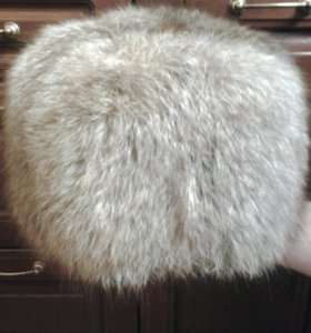 Меховая шапка(новая)