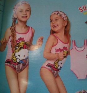 Новые детские купальники