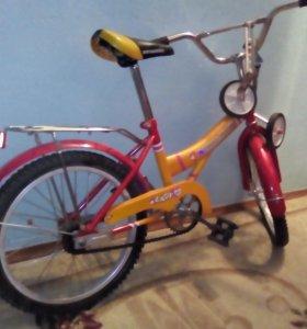 Велосипед детский для девочки