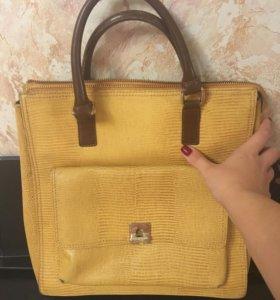 Женская сумка из натуральной кожи👍👜
