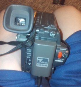 Касетная камера SAMSUNG.