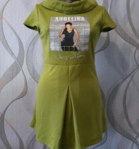 Новые платье-туника
