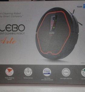 Робот пылесос iclebo -новый в упоковке.