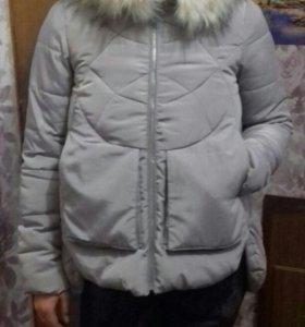 Новая курточка