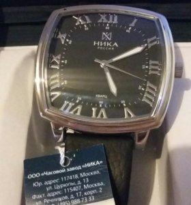 Часы мужские серебряные
