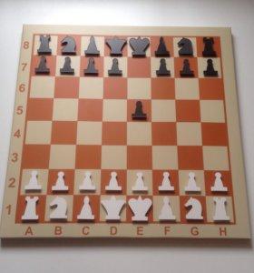 Демонстрационные шахматные доски малые новые