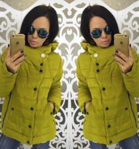 Зимняя куртка 54 размера Новая