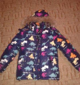 Куртка детская 6-8 лет