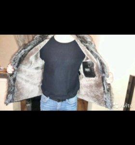 Продается кожаная куртка