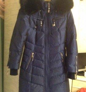 Куртка зимняя р 42-44