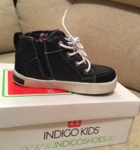 Ботинки Индиго Кидс