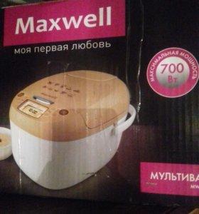 мультиварка maxwell 3801