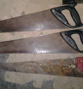 Ножовки-пилы СССР