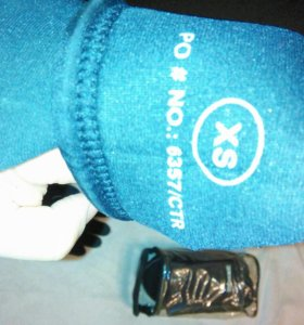 Носки и перчатки подводная охота