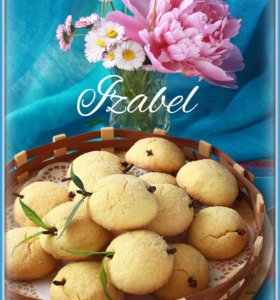 печенье Яблочки