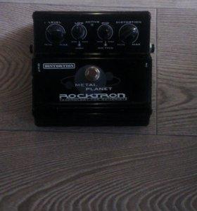 Rocktron Metal Planet Distortion Pedal