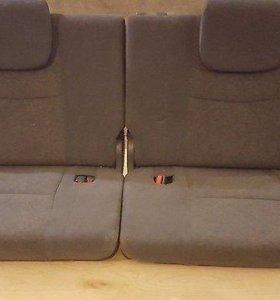Сидения для Toyota Land Cruiser Prado 120