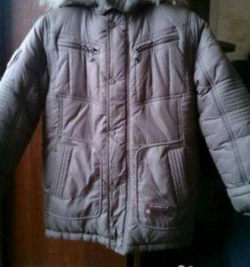 Куртка зимняя,детская.