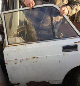 Капот Двери ВАЗ2107,Нива