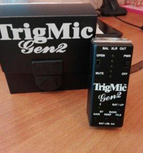Тригер Trigmic gen2 ( snare i kick)