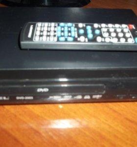 DVD плеер Lentel
