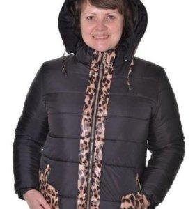 Новая куртка,зима.