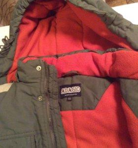 Куртка для мальчика 8-10 лет