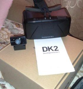 Торг Очки виртуальной реальности окулус рифт ДК 2
