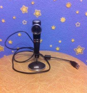 Вебкамера с микрофоном