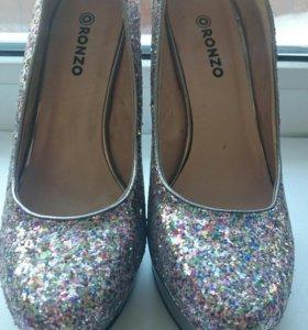 Туфли 👠 новые