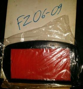 Воздушный фильтр на Yamaha fz 06-09 г. в