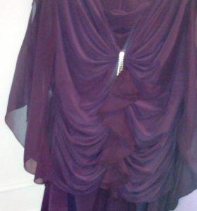 Костюм (блузка,юбка)