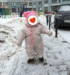 Зимний комбинезон Kerry